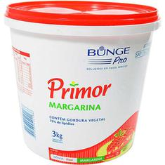 Margarina Primor 3kg