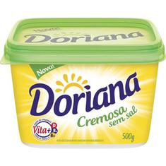 Margaria Doriana sem Sal 500g