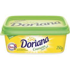 Creme Vegetal  Doriana sem Sal 250g