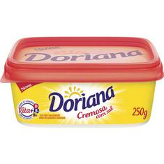Creme Vegetal  Doriana com Sal 250g