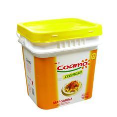 Margarina Coamo Cremosa 50% Lipídios 15kg