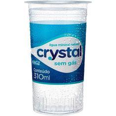 Água Mineral sem Gás Crystal 310ml