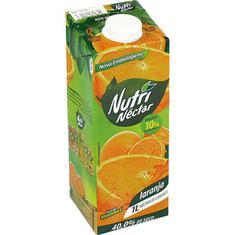 Néctar de Laranja Nutri Néctar 1L