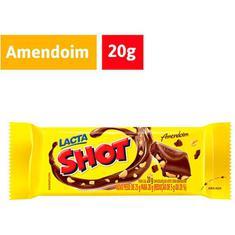 Chocolate Lacta Shot 20X20g