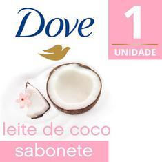 Sabonete Dove Leite de Coco 90g