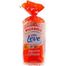 Pão Wickbold Iogurte com Cenoura Leve 370g