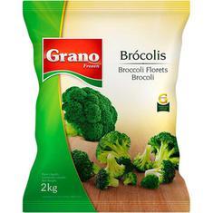Brócolis Congelado Grano 2kg