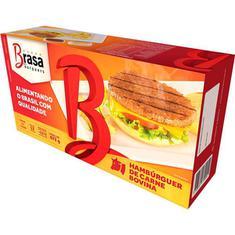 Hambúrguer Bovino Brasa Burguer 672g