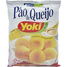 Mistura para Pão Queijo Yoki 250g