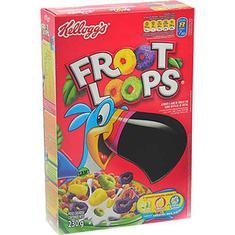 Cereal Matinal Froot Loops Kellogg's 230g