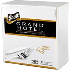 Guardanapo Scott Grand Hotel 50un 24X24cm