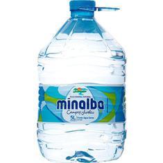 Água Mineral sem Gás Minalba 5L