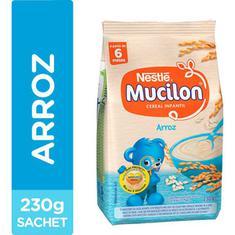Cereal Infantil de Arroz Mucilon 230g