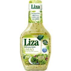 Molho Sal Limão Liza 234ml
