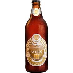 Cerveja Premium Weiss Baden Baden 600ml