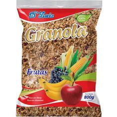 Granola D'Laiz Frutas 800g