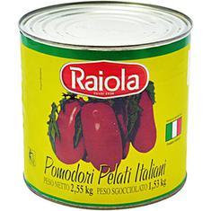 Tomate Pelado Raiola 2,550kg