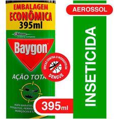Inseticida Baygon Ação Total 300ml Gts 95ml
