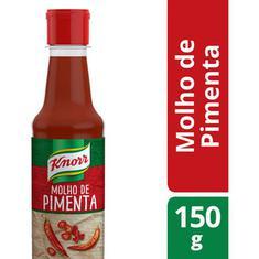 Molho de Pimenta Brasileiro Knorr 150ml