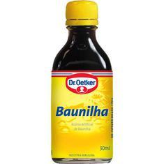 Essência de Baunilha Dr. Oetker 30ml