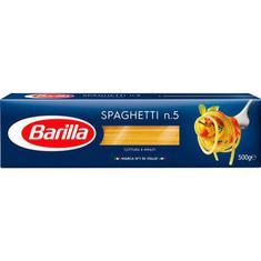 Macarrão Grano Duro Barilla Spaghetti 5 - 500g