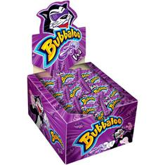 Chiclete Adams Bubbaloo Uva 60un