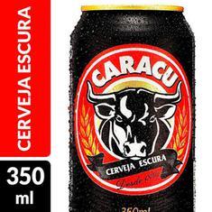 Cerveja Escura Caracu 350ml