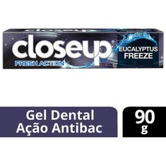 Creme Dental Close Up Eucalipto Freeze 90g