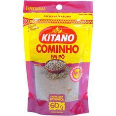 Cominho Moído Kitano 60g