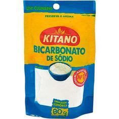 Bicarbonato de Sódio Kitano 80g