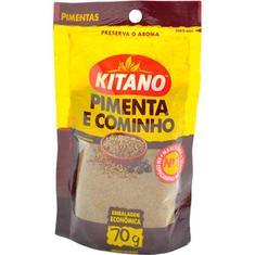 Pimenta e Cominho Kitano 70g