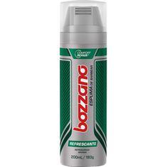 Espuma para Barbear Bozzano Refrescante 190g