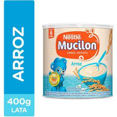 Cereal Infantil de Arroz Mucilon 400g