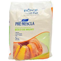 Mistura para Bolo Pré Mescla Milho Bunge 5kg