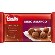 Cobertura de Chocolate Meio Amargo Nestlé 1kg