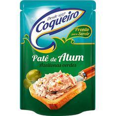 Patê Atum Coqueiro com Azeitona 170g