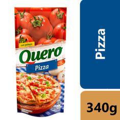 Molho de Tomate para Pizza Quero Sachê 340g