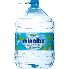 Água Mineral sem Gás Minalba 10L