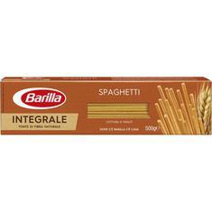 Macarrão Grano Duro Barilla Integral Spaghetti 500g