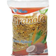 Granola D'Laiz tradicional sem Açúcar 800g