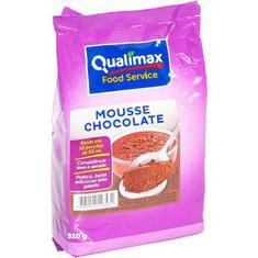 Mousse em Pó Sabor Chocolate Qualimax 510g