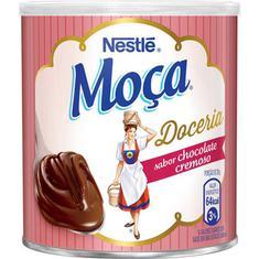 Cobertura Sabor Chocolate Cremoso Moça Nestlé 380g