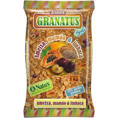 Granola Granatus Ameixa Mamão 1kg