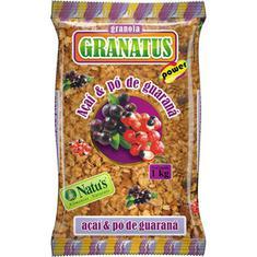 Granola Granatus Açaí Guaraná 1kg