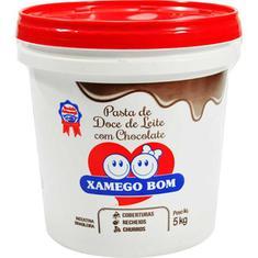 Base Doce de Leite com Chocolate Xamego 5kg