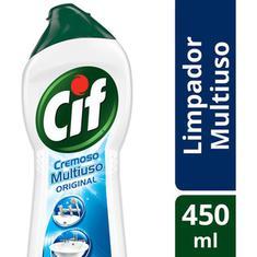 Limpador Cremoso Original CIF 450ml