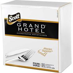 Guardanapo Scott Grand Hotel 50un 33X33cm