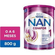 Fórmula Infantil Nan Comfor 1 Nestlé 800g