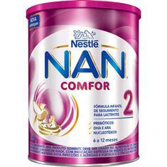 Fórmula Infantil Nan Comfor 2 Nestlé 800g