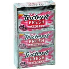 Goma de Mascar Trident Fresh Cereja 21un